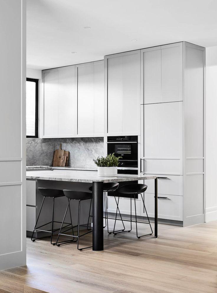 Kitchen   Elsternwick Home by Mim Design   est living