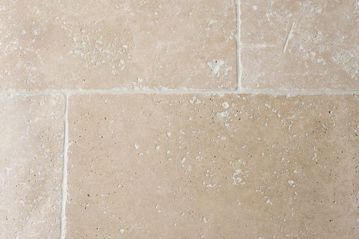 Classic Light Tumbled Travertine