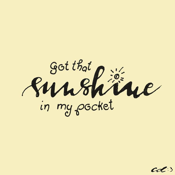 Lyric good song lyrics for photo captions : Best 25+ Sunshine quotes ideas on Pinterest | Summer quotes ...
