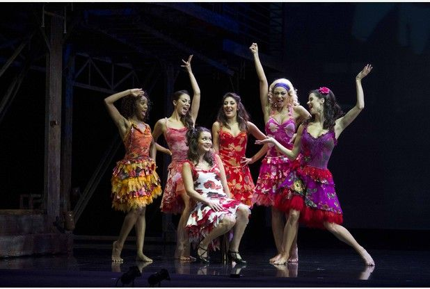 west+side+story | ... scenes of West Side Story running at the Bristol Hippodrome this week