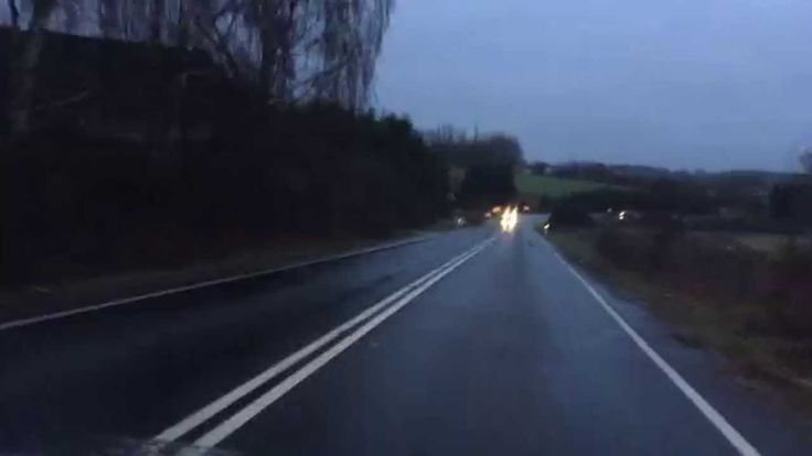 #JobEshun - 2 X VW Passat Variant Accident on the same Road and time!
