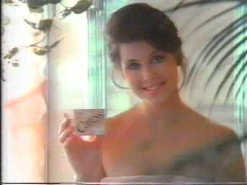 Karen Kopins 1984 Caress Soap Commercial