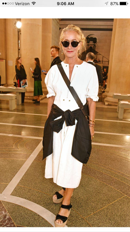 British Vogue's Lucinda Chambers