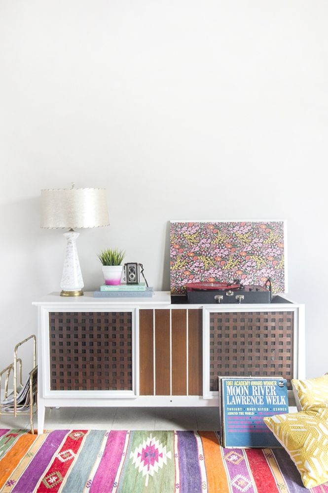 ideas about Record Cabinet on Pinterest | Record storage, Vinyl record ...