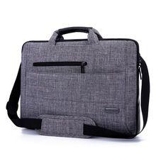 Brinch marque 14 15 14.6 15.6 polegada ordinateur portable Laptop Sleeve sac pour hommes femmes housse porte - documents sac à bandoulière Messenger(China (Mainland))