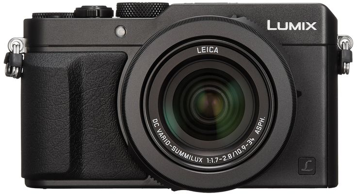 Panasonic Lumix DMC-LX100 Digital Camera, 12.8MP, 3.0-Inch Display, 24-75mm Leica DC Vario-Summilux f/1.7-2.8 Lens, 4K Ultra HD Video, HDMI/USB, Wi-Fi, NFC (Black) - International Version. Legendary LUMIX LX Series with manual controls -- Designed to Inspire Creativity. Superior light capture with large, multi-aspect micro four thirds sensor. Fast f1.7-2.8, 24-75mm, Leica DC zoom lens, for producing shallow depth of field (DOF) and out of focused, blur effect about the image subject…