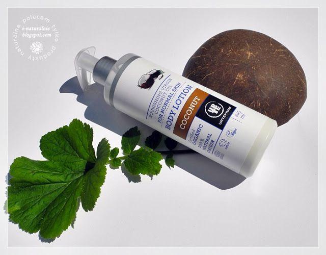 i-naturalnie: URTEKRAM Balsam do ciała kokosowy