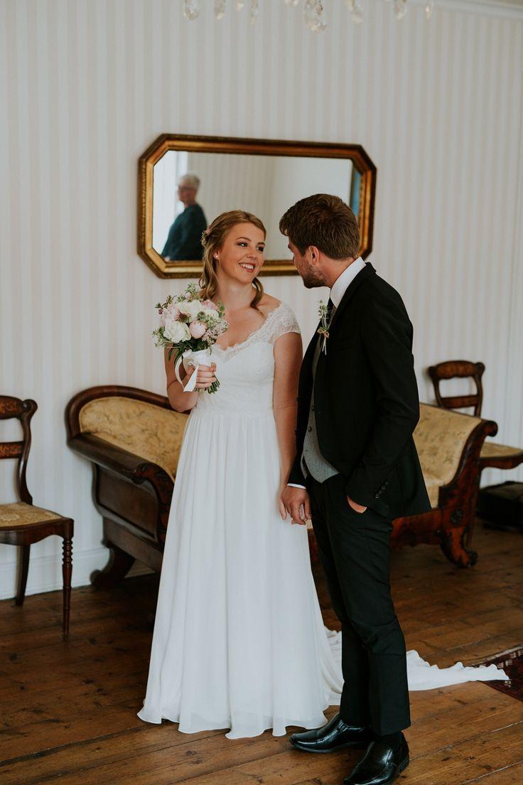 Elopement and destination wedding planner on the romantic island of Aeroe, Denmark. Danish Island Weddings - www.getmarriedindenmark.com