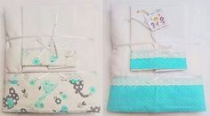 Te mostramos como hacer una funda de colchón ajustable sirve para cualquier cama, incluso para la cuna de tu bebe!