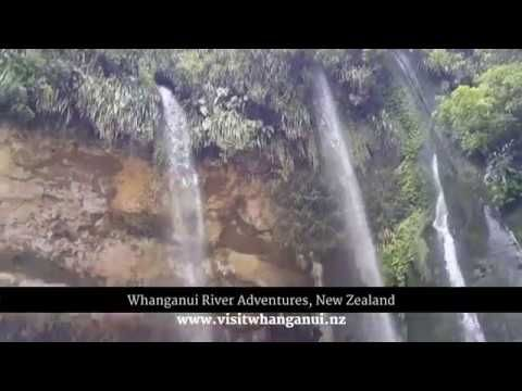Whanganui River Adventures Secret Waterfalls