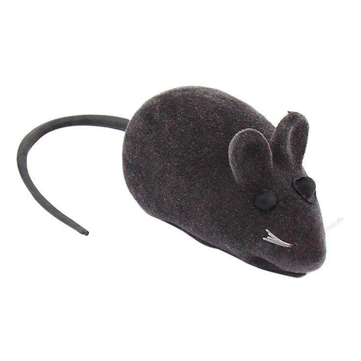 Ratinhos de borracha para divertir o seu gato.  Os brinquedos fazem com que seu gato não fique tão entediado e estimula sua atividade física.