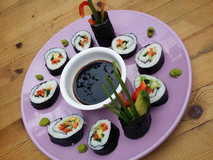 Sushi feestje