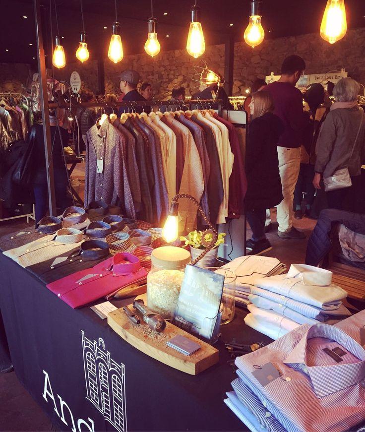 Andrehas en bcn en las alturas. Uno de los markets más selectos y exclusivos de Barcelona con las mejores marcas y diseñadores en la emblemática Torre Bellesguard de Gaudí. #moda #estilo #regalos #regalosoriginales #menswear #style #shopping #fashion #markets #eventos #barcelona