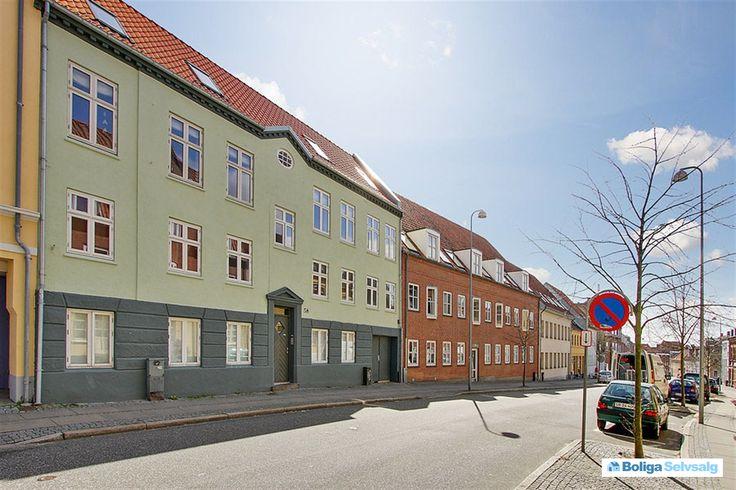Smedegade 58, st. th., 8700 Horsens - Fantastisk forældrekøb eller super bolig for den lille ...