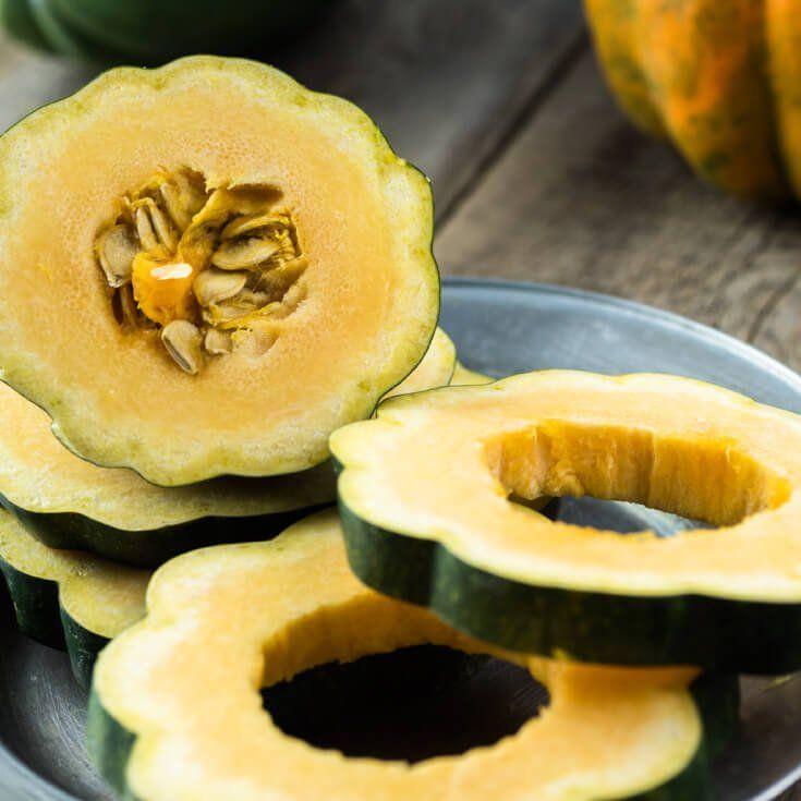 Top 7 Acorn Squash Nutrition Benefits