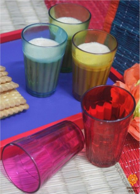 Quirky Chai Glasses...it's an excellent gift option this Diwali....
