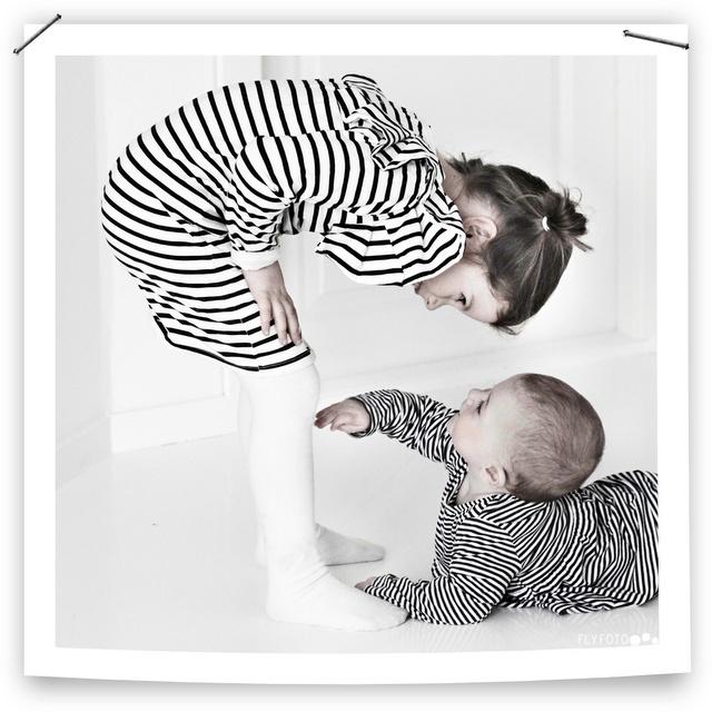 stripey photo sesh