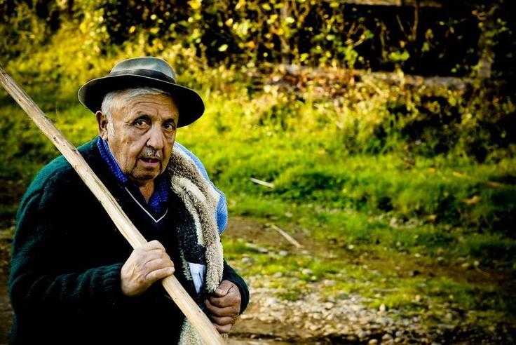 Chilean campesino.