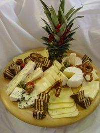 Kalte Platten : Käse - Platte - Rezept - kochbar.de