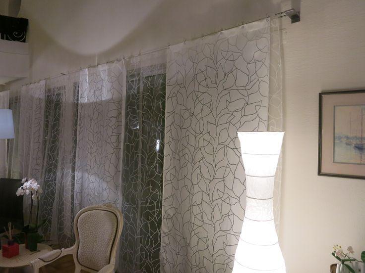 les 10 meilleures images du tableau tringles rideaux supports sur pinterest tringle. Black Bedroom Furniture Sets. Home Design Ideas