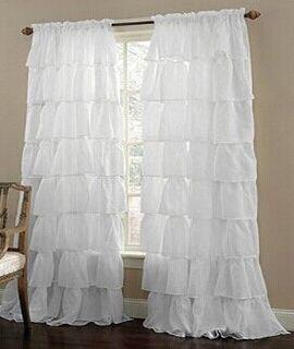 Многослойная кружевные занавески для спальни девушки полутени жалюзи занавес купить на AliExpress