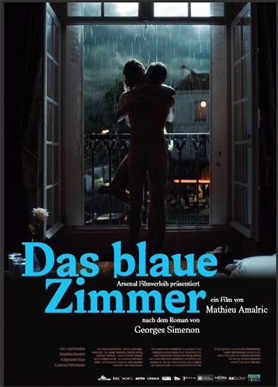 """""""Das blaue Zimmer"""" von Mathieu Amalric. Mehr unter: http://www.kino-zeit.de/filme/das-blaue-zimmer"""