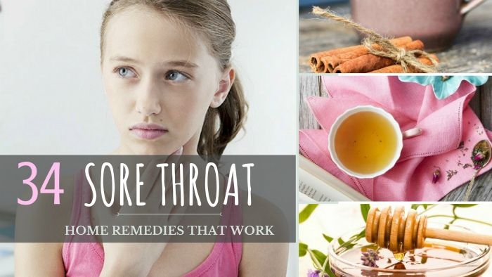 How to Get Rid of a Sore Throat Naturally? Find Some Medically Proven & Research based Natural Remedies to Cure a Painful Sore Throat. Heal it at Home.