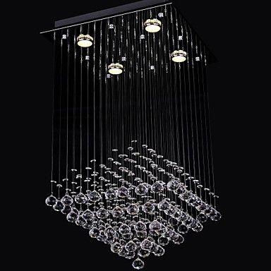 sl®+cristalinas+4+luzes+de+montagem+embutida+no+projeto+simples+–+BRL+R$+389,34