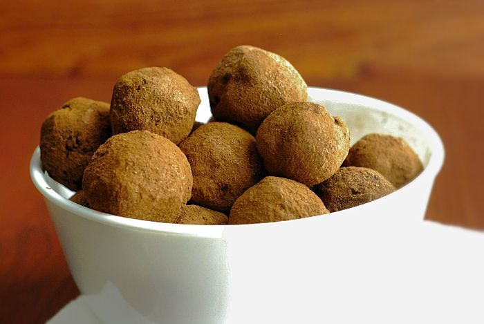 Low Carb Chocolate Truffles