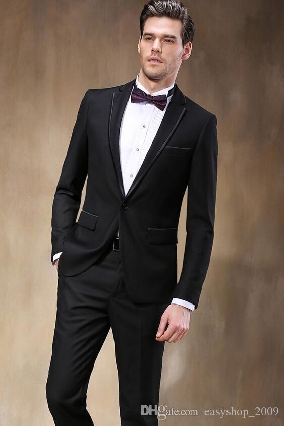 Tuxedo style for wedding