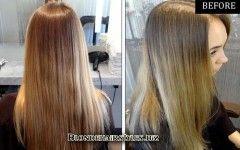 Ash Blonde Hair Dark Brown Coloring