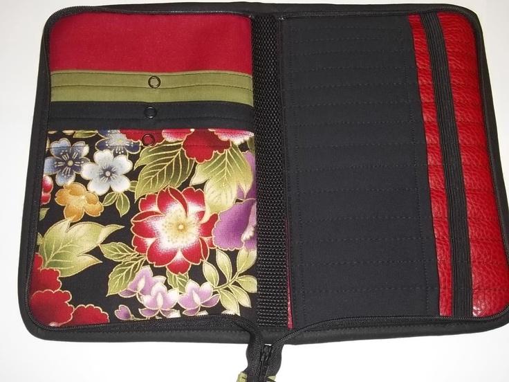 Knitting Needle Cases Storage : Images about knitting needle storage on pinterest