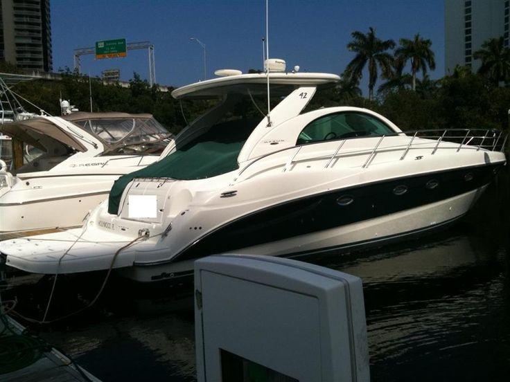42' MAXUM SCR Sport Yacht