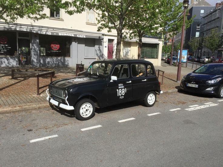 #personnalisation #4L du #restaurant 180gr pizza #Nantes