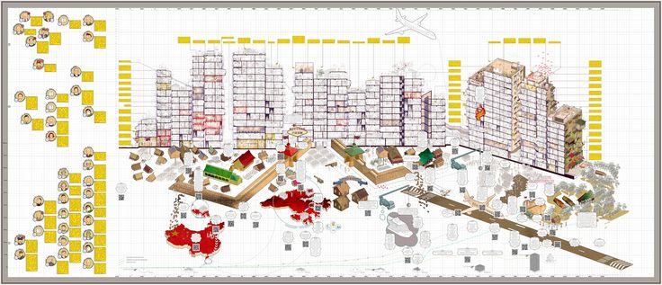 """Galeria - """"História de uma lobotomia"""", uma pesquisa sobre a cidade murada de Kowloon - 3"""