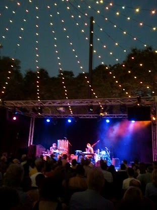 Tubular Bells for Two at the Darwin Festival 2011 Photo