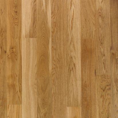 Step Cadenza Natural Oak Real Wood Top Layer Flooring 1 M 178
