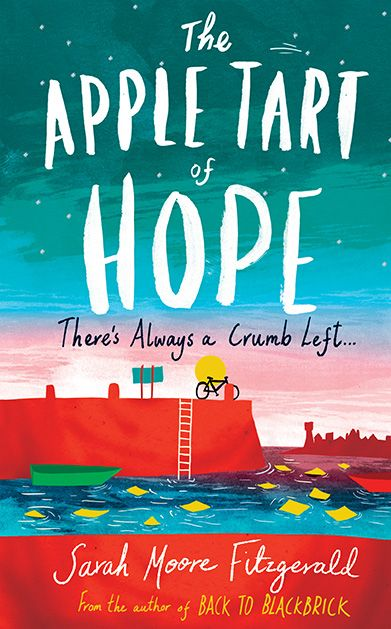 Very recently read book. Loved the characters and ending, as well as the constant uniqueness. The Apple Tart of Hope - Sarah Moore Fitzgerald