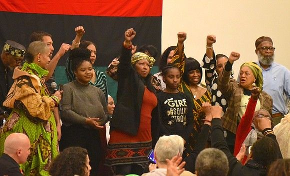 The Malcolm X Commemoration Committee hosted their 22nd annual Families of our Political Prisoners and Prisoners of War Dinner Tribute ...