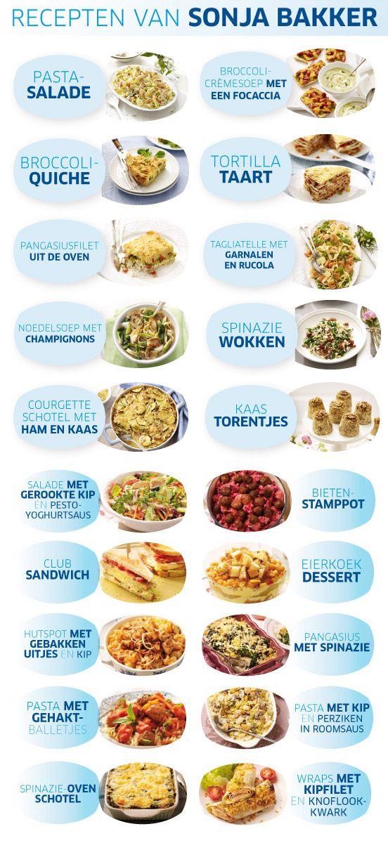Linessa recepten - Lidl Nederland
