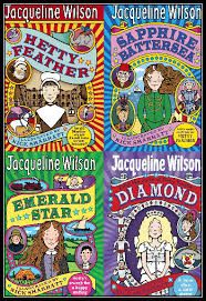 The Hetty Feather series!!!