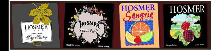 Hosmer Winery ~ Cayuga Lake Wine Trail