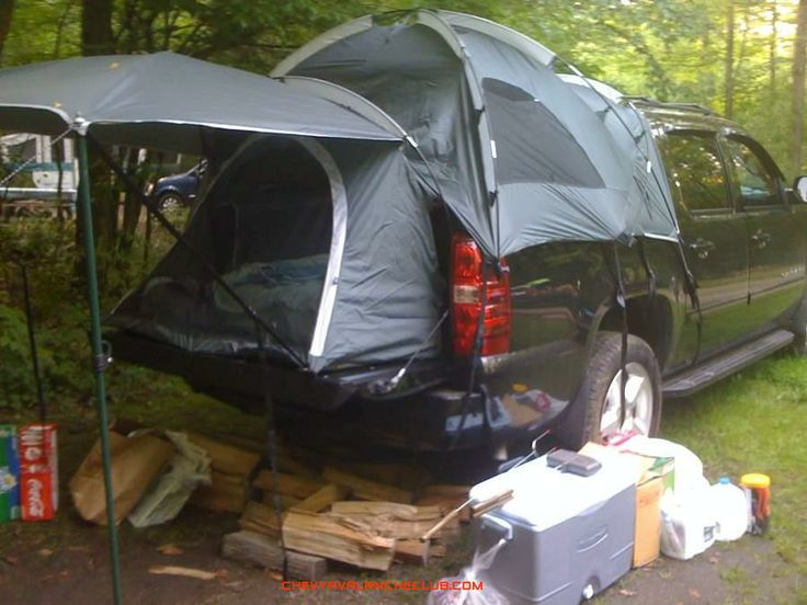 Chevy Avalanche Club Gallery Slideshow Camping