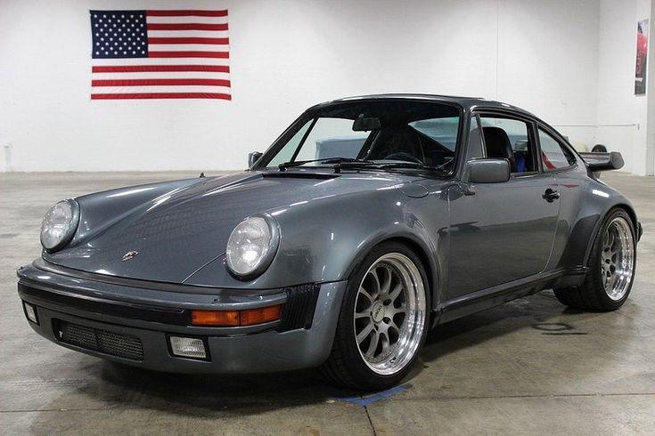 1984 porsche 911 930 carrera m491 gr auto gallery almighty poor 39 sha pinterest autos. Black Bedroom Furniture Sets. Home Design Ideas
