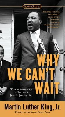 11 best martin luther king jr books images on pinterest king why we cant wait martin luther king jr with a new afterword by jesse l fandeluxe Images