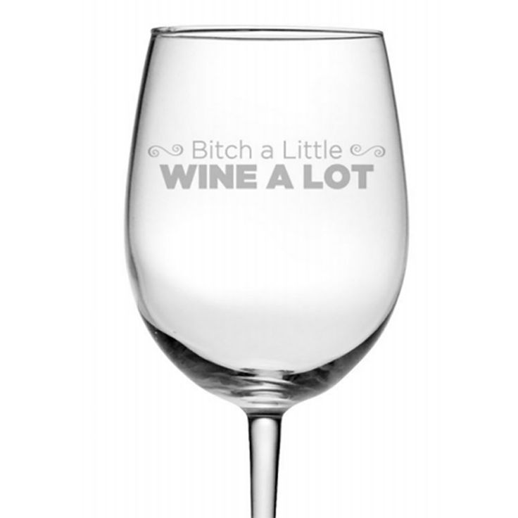 Don't whine, Wine!