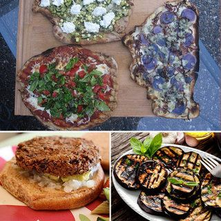 Vegetarian Barbecue Recipes For the Grill Photo 1