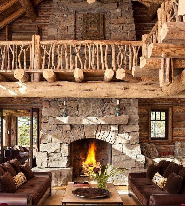 Montana style decor