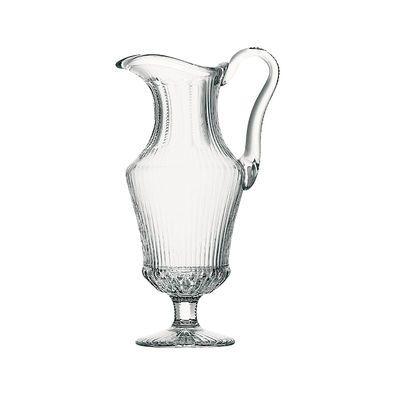 """Saint-Louis """"Apollo"""" water jug"""