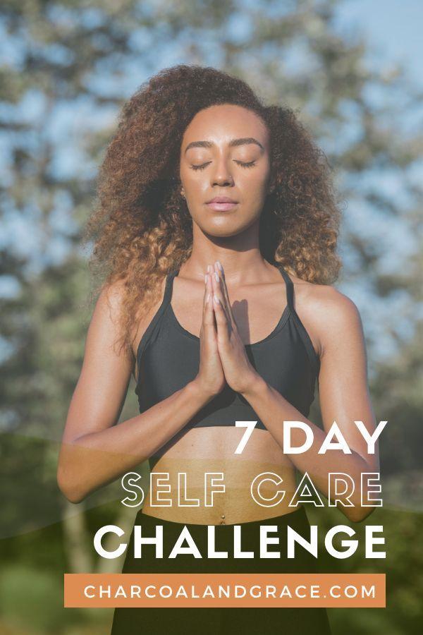 Was gibt es Schöneres, als mit einer 7-tägigen Selbstpflege in die neue Selbstpflegeroutine einzusteigen …   – Self Care | Group Board